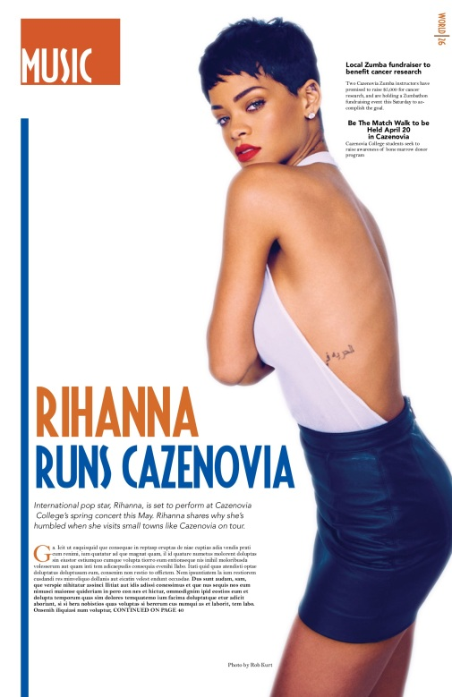 CazToday Photo Spread